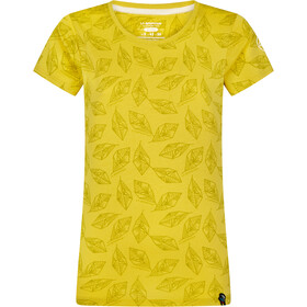 La Sportiva Imprint T-Shirt Dames, celery